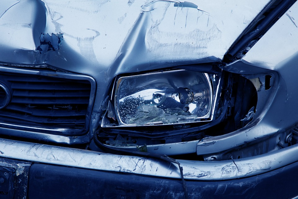 Wypadek drogowy Euro Claim